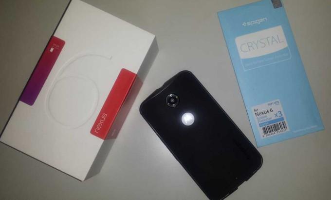 Nexus6購入
