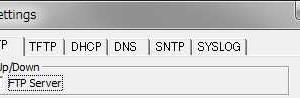 一時的にFTPが使いたい時は「Serva」が便利